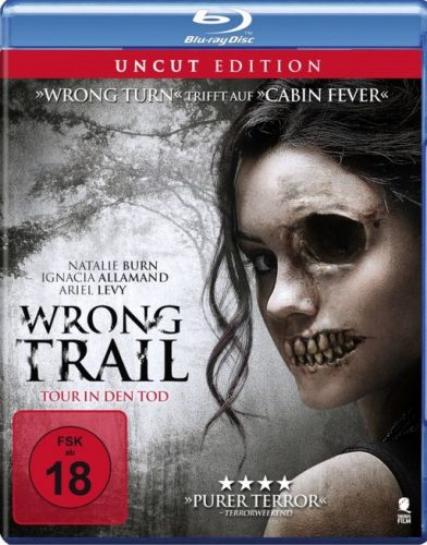 Wrong Trail - Tour in den Tod Blu-ray Review Cover