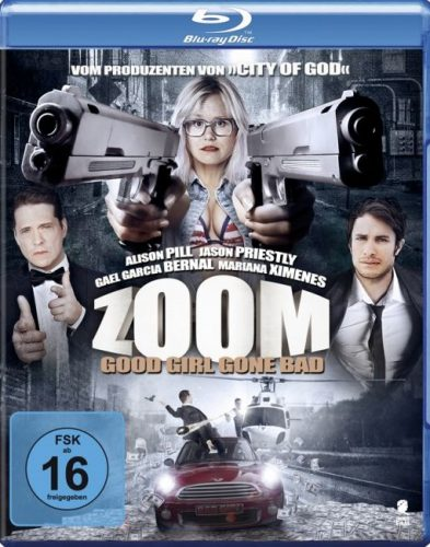 Zoom - Good Girl Gone Bad Blu-ray Review Cover