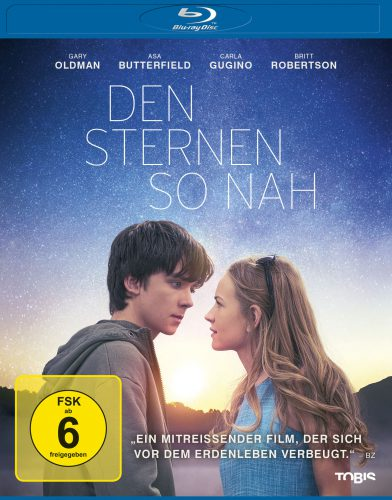 Den Sternen so nah Blu-ray Review Cover