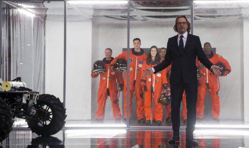 Den Sternen so nah Blu-ray Review Szene 1