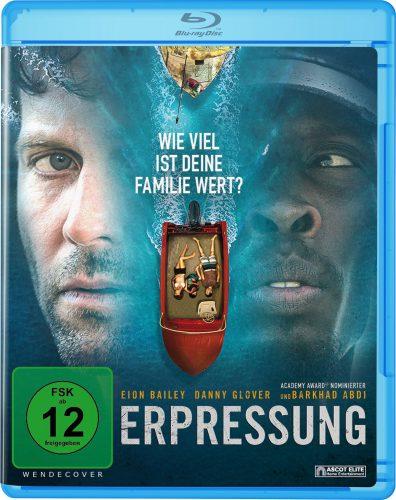Erpressung - Wie viel ist deine Familie wert Blu-ray Review Cover