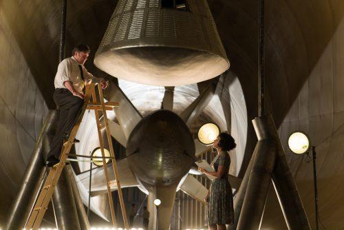 Hidden Figures - Unerkannte Heldinnen Blu-ray Review Szene 3