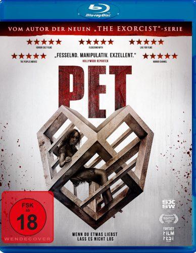 Pet - Wenn du etwas liebst, lass es nicht los Blu-ray Review Cover