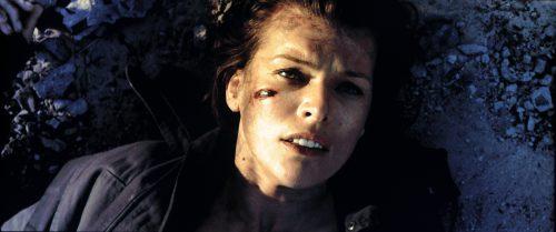 Resident Evil Final Chapter BD vs UHD 2
