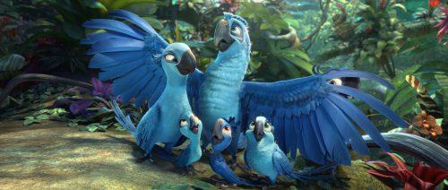 Rio 2 - Dschungelfieber Blu-ray Review Szene 2