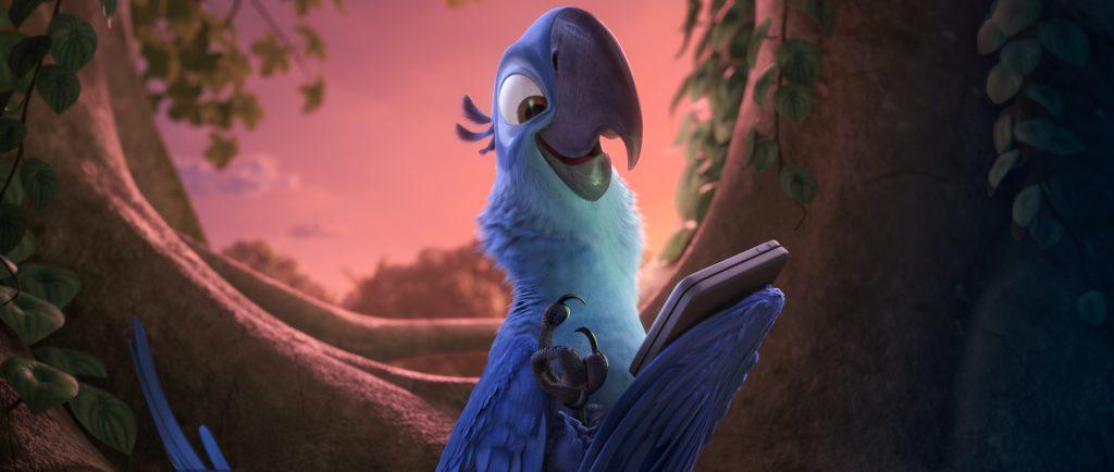 Rio 2 - Dschungelfieber Blu-ray Review Szene 3