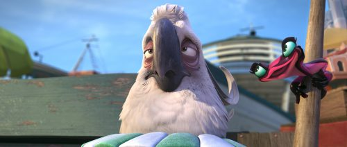 Rio 2 - Dschungelfieber Blu-ray Review Szene 5