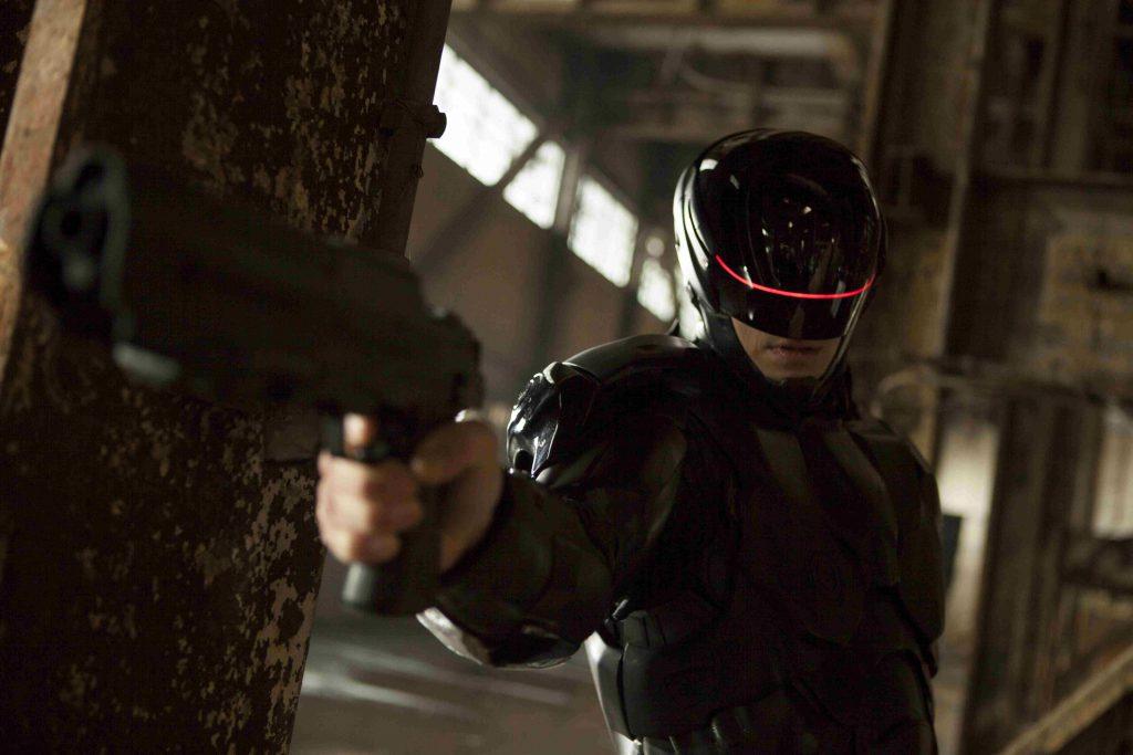 RoboCop 2014 Blu-ray Review Szene 4