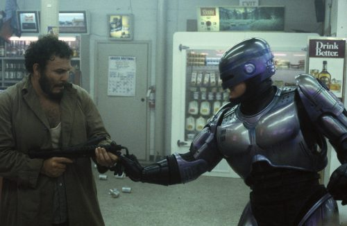 RoboCop Director's Cut Blu-ray Review Szene 3