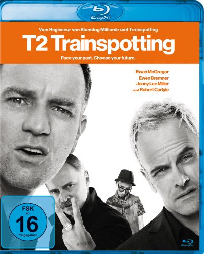 T2 Trainspotting Blu-ray Review Cover