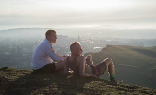 T2 Trainspotting Blu-ray Review Szene 1