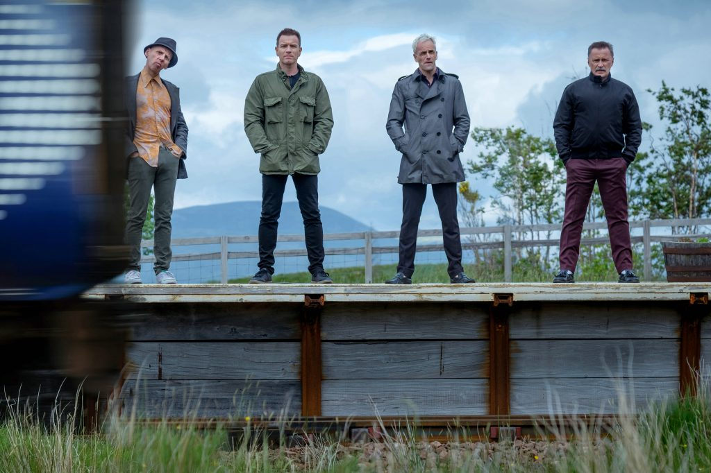 T2 Trainspotting Blu-ray Review Szene 4