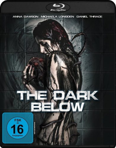 The Dark Below Blu-ray Review Cover