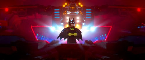 The Lego Batman Movie 4K UHD Blu-ray Review Szene 1