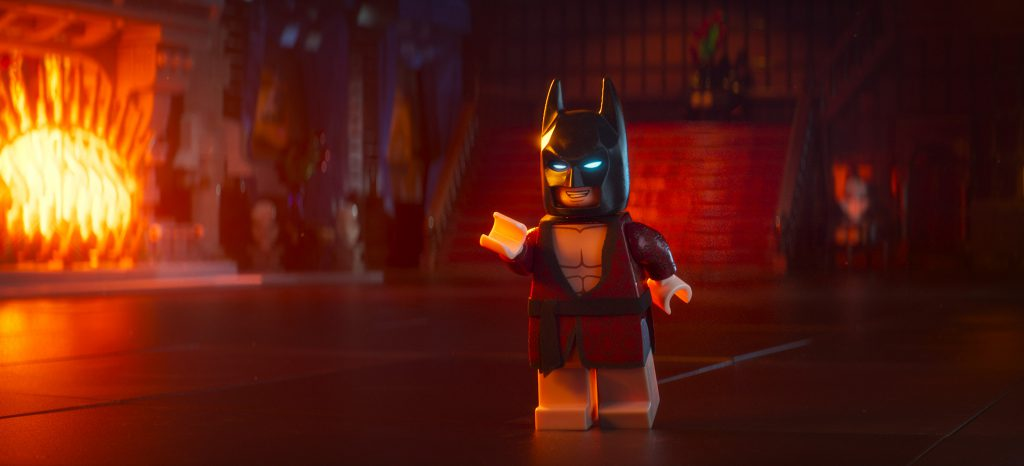 The Lego Batman Movie 4K UHD Blu-ray Review Szene 13