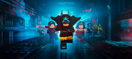 The Lego Batman Movie 4K UHD Blu-ray Review Szene 4