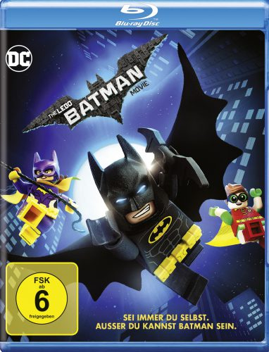 The Lego Batman Movie Blu-ray Review Cover