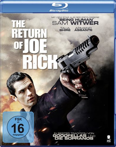 The Return of Joe Rich – Das neue Gesetz der Mafia Blu-ray Review Cover