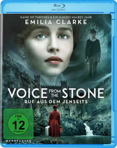Voice from the Stone - Ruf aus dem Jenseits Blu-ray Review Cover