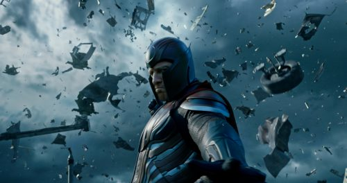 X-Men Apocalypse 4K UHD Blu-ray Review Szene 7