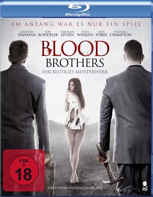 Blood Brothers - Ihr blutiges Meisterwerk Blu-ray Review Cover 2