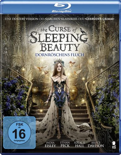 Curse of the Sleeping Beauty - Dornröschens Fluch Blu-ray Review Cover