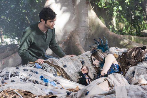Curse of the Sleeping Beauty - Dornröschens Fluch Blu-ray Review Szene 1