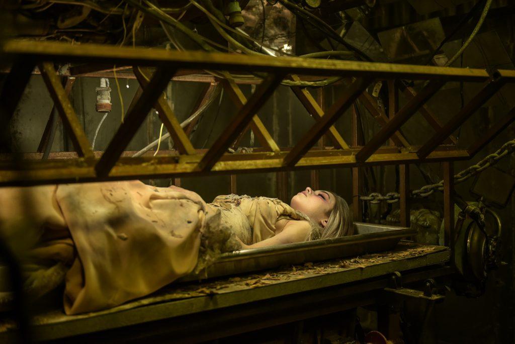 Curse of the Sleeping Beauty - Dornröschens Fluch Blu-ray Review Szene 4
