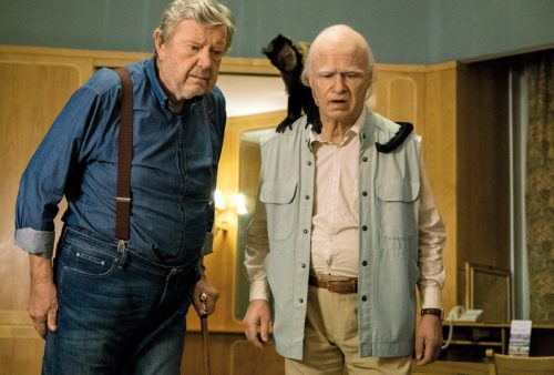 Der-Hunderteinjährige-der-die-Rechnung-nicht-bezahlte-und-verschwand-Blu-ray-Review-Szene 2