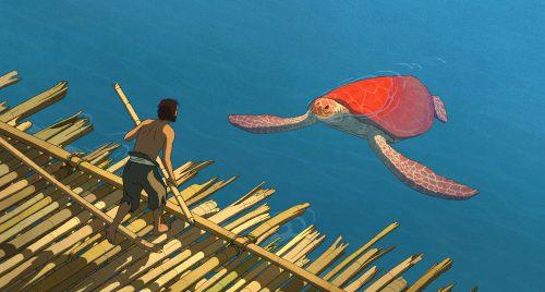 Die rote Schildkröte Blu-ray Review Szene 3