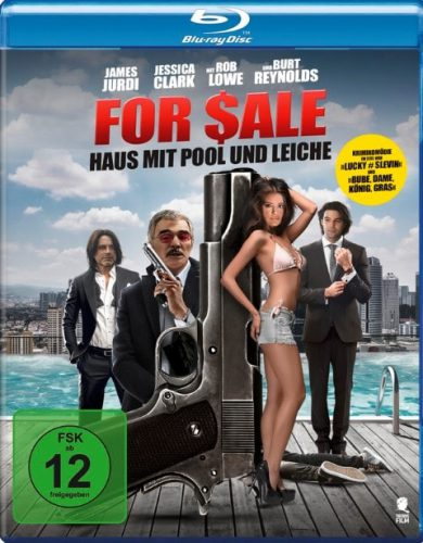 For Sale - Haus mit Pool und Leiche Blu-ray Review Cover (Small)-min