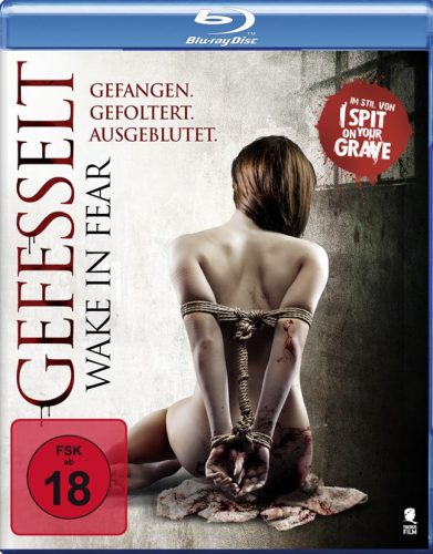 Gefesselt - Wake in Fear Blu-ray Review Cover-min