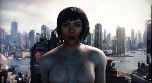 Ghost in the Shell BD vs. UHD 1