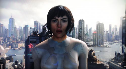 Ghost in the Shell BD vs. UHD 2