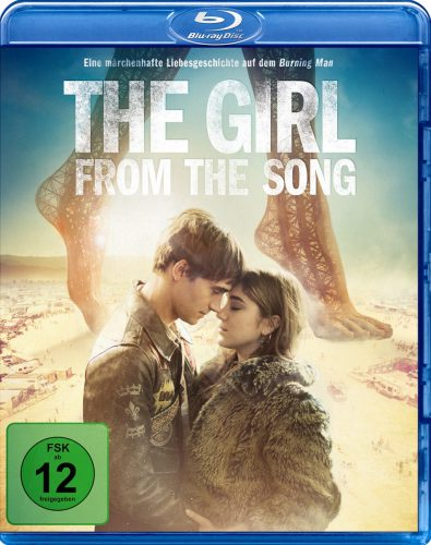 Girl from the Song Blu-ray Review Cover
