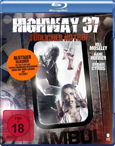 Highway 37 - Tödlicher Notruf Blu-ray Review Cover1