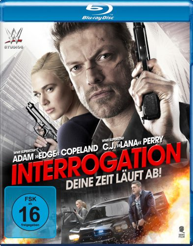 Interrogation - Deine Zeit läuft ab Blu-ray Review Cover
