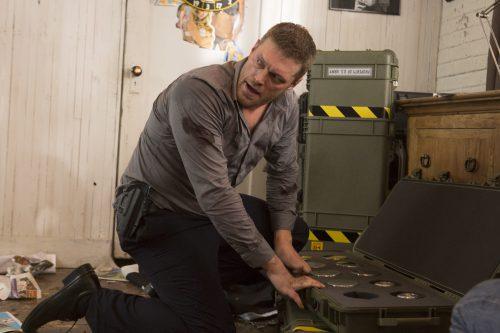 Interrogation - Deine Zeit läuft ab Blu-ray Review Szene 3