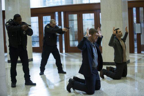 Interrogation - Deine Zeit läuft ab Blu-ray Review Szene 5