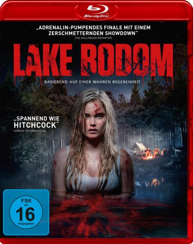 Lake Bodom Blu-ray Review Cover