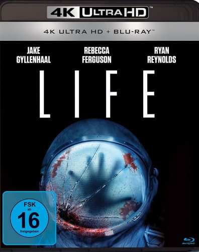 Life 4K UHD Blu-ray Review Cover