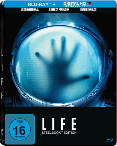 Life Blu-ray Review Cover