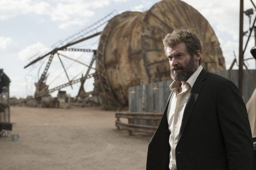Logan the Wolverine 4K UHD Blu-ray Review Szene 1