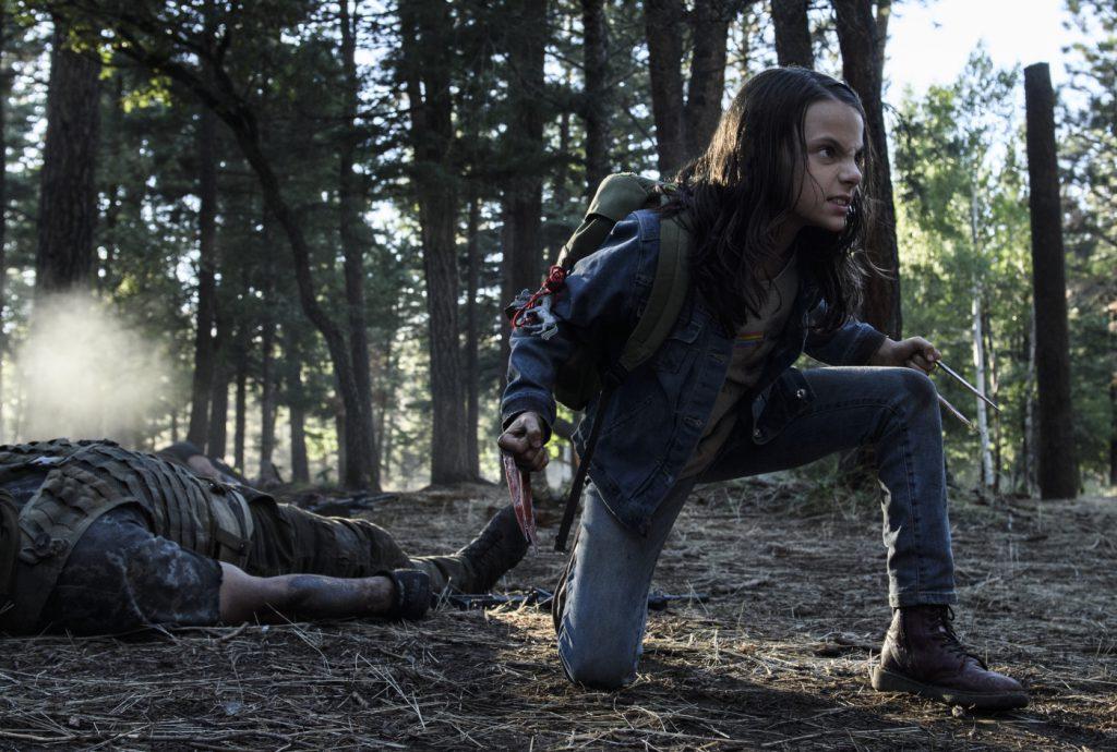 Logan the Wolverine 4K UHD Blu-ray Review Szene 5