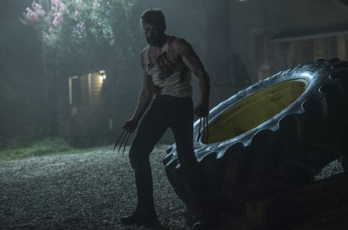 Logan the Wolverine 4K UHD Blu-ray Review Szene 7