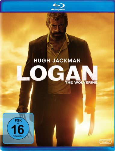Logan the Wolverine Blu-ray Review Cover