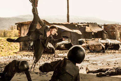 Resident Evil - The Final Chapter 4K UHD Blu-ray Review Szene 1
