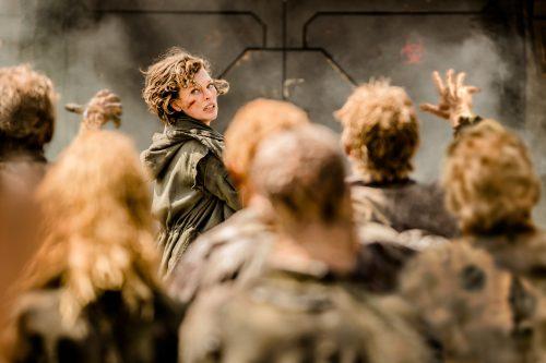 Resident Evil - The Final Chapter 4K UHD Blu-ray Review Szene 2