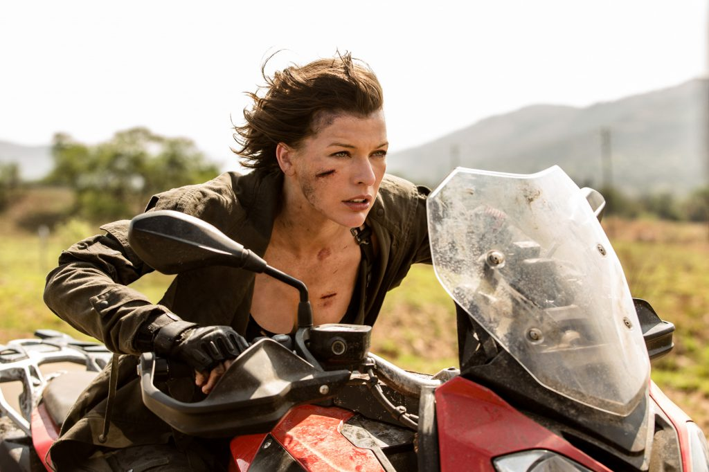 Resident Evil - The Final Chapter 4K UHD Blu-ray Review Szene 4