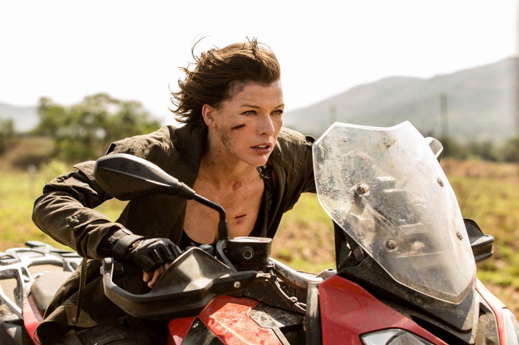 Resident Evil - The Final Chapter 4K UHD Blu-ray Review Szene 4